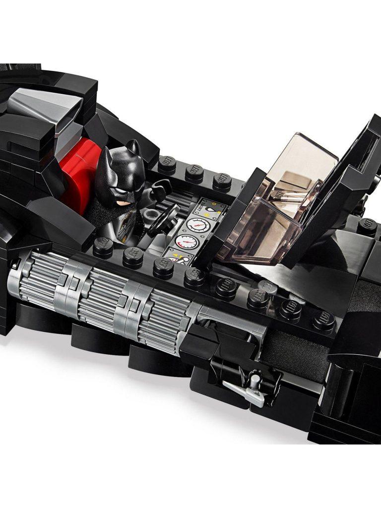 Lego Super Heroes 76119 Batmobile: Pursuit Of The Joker – One Colour –