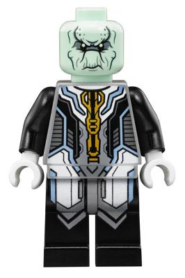 Minifig sh508 : Lego Ebony Maw [Super Heroes:Avengers Infinity War] – BrickLink Reference Catalog