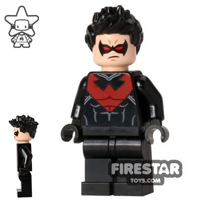 LEGO Super Heroes Mini Figure – Nightwing | Super Heroes LEGO Minifigures | LEGO Minifigures