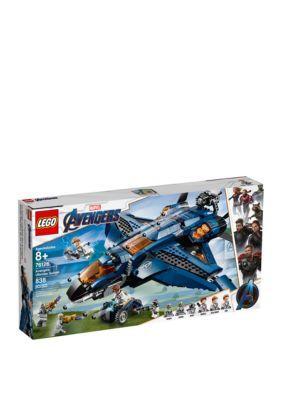 Lego® Super Heroes Avengers Ultimate Quinjet 76126