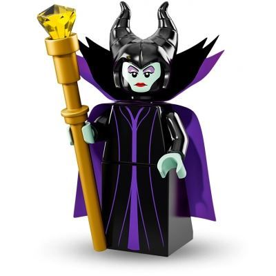 LEGO Minifigures – Disney – Maleficent | Disney Minifigures | Collectable LEGO Minifigures