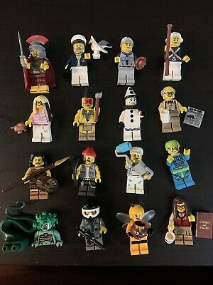 Ad – LEGO Minifigures Series 10 Complete Set 71001