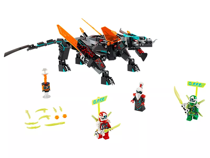 Empire Dragon 71713 | NINJAGO® | Buy online at the Official LEGO® Shop US