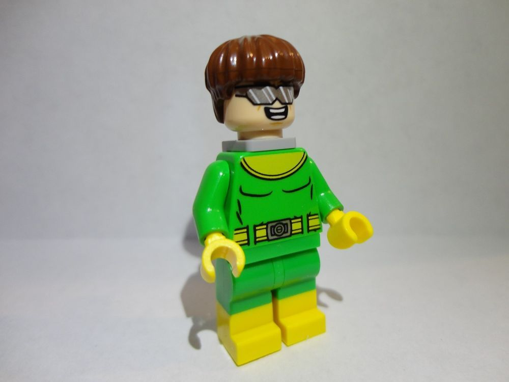 Lego DOC OCK Mini Figure mini fig 76059 MARVEL super heroes lot doc ock