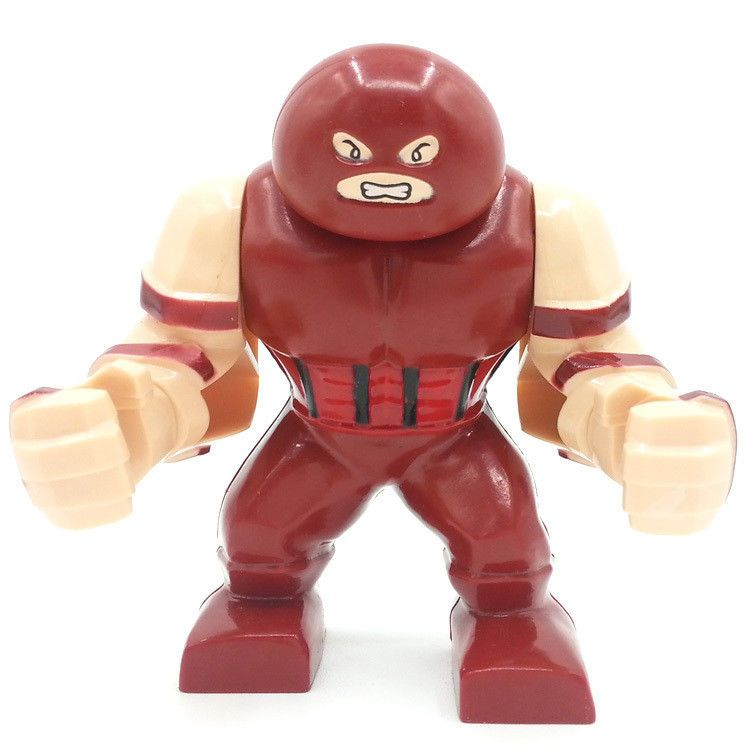 DEADPOOL 2 LEGO SUPER HEROES MARVEL MINIFIGURE JUGGERNAUT