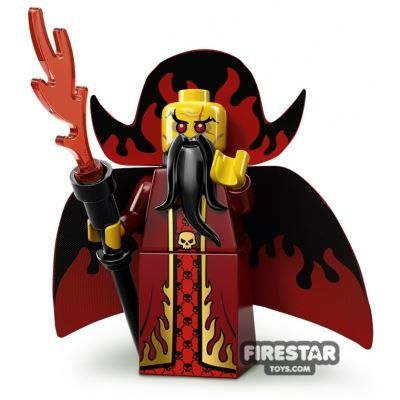 LEGO Minifigures – Evil Wizard | Minifigures Series 13 | Collectable LEGO Minifigures
