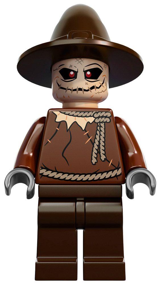 DC Comics x LEGO Minifigures  2013 Collection