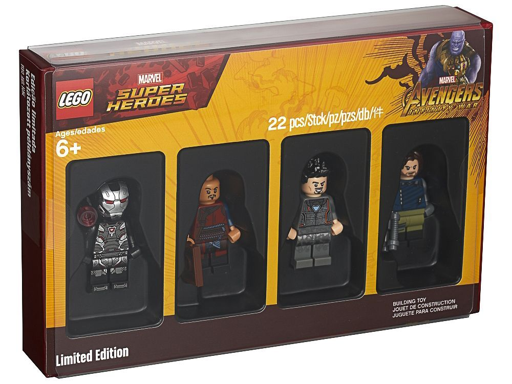 LEGO Marvel Avengers Minifigure Bricktober Pack now available in the US through Sunday [News] | The Brothers Brick