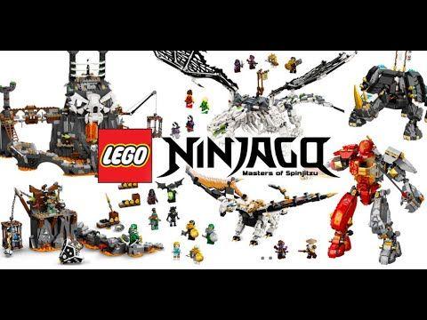 LEGO Ninjago 2020 Summer Dungeons and Dragons Sets!!