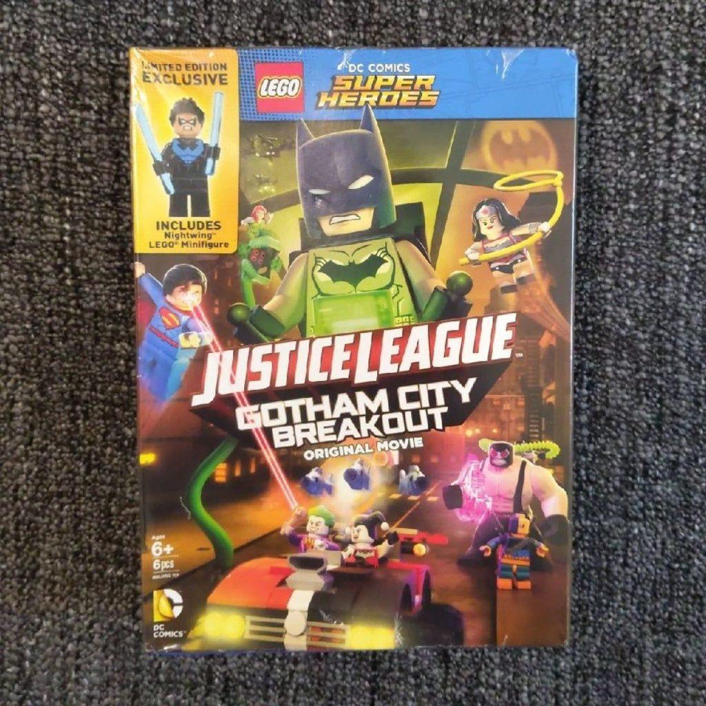 Lego Justice League Gotham City