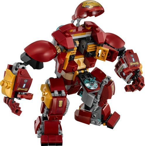 LEGO – Marvel Super Heroes The Hulkbuster Smash-Up 76104 – Multi