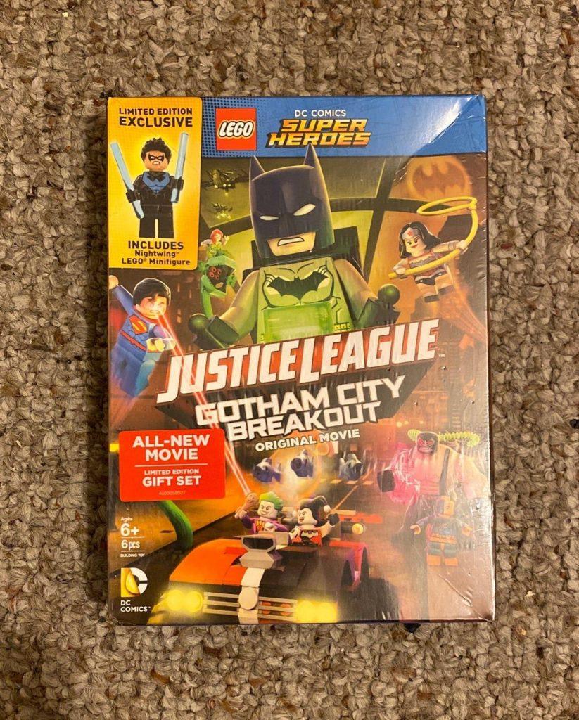 LEGO Justice League Gotham City Breakout
