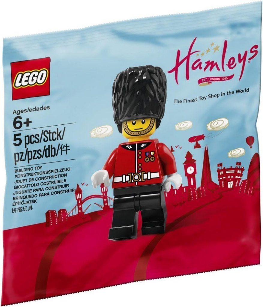 LEGO Hamleys Royal Guard Minifigure – 5005233
