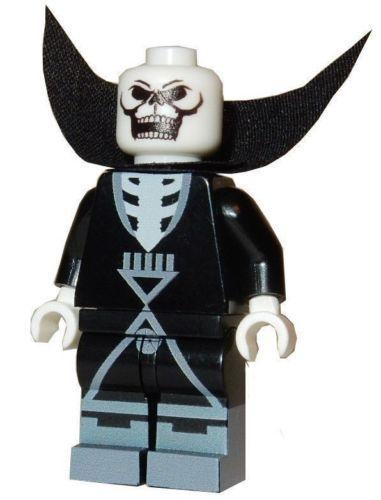 **NEW** Custom Printed – BLACKEST NIGHT DEADMAN – Super Villain DC Minifigure  | eBay
