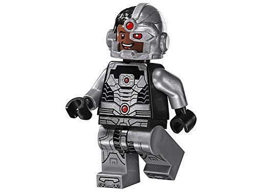 LEGO Super Heroes DC Universe Justice League Minifigure – Cyborg