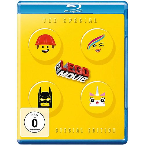 BLU-RAY LEGO The Movie (Special Edition) Hörbuch