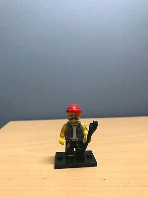 Ad – Lego Minifigures Series 10 Motorcycle Mechanic