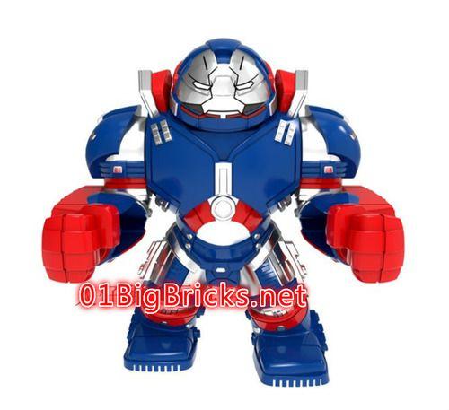 Hulkbuster Avengers Endgame Minifigs Fit Lego