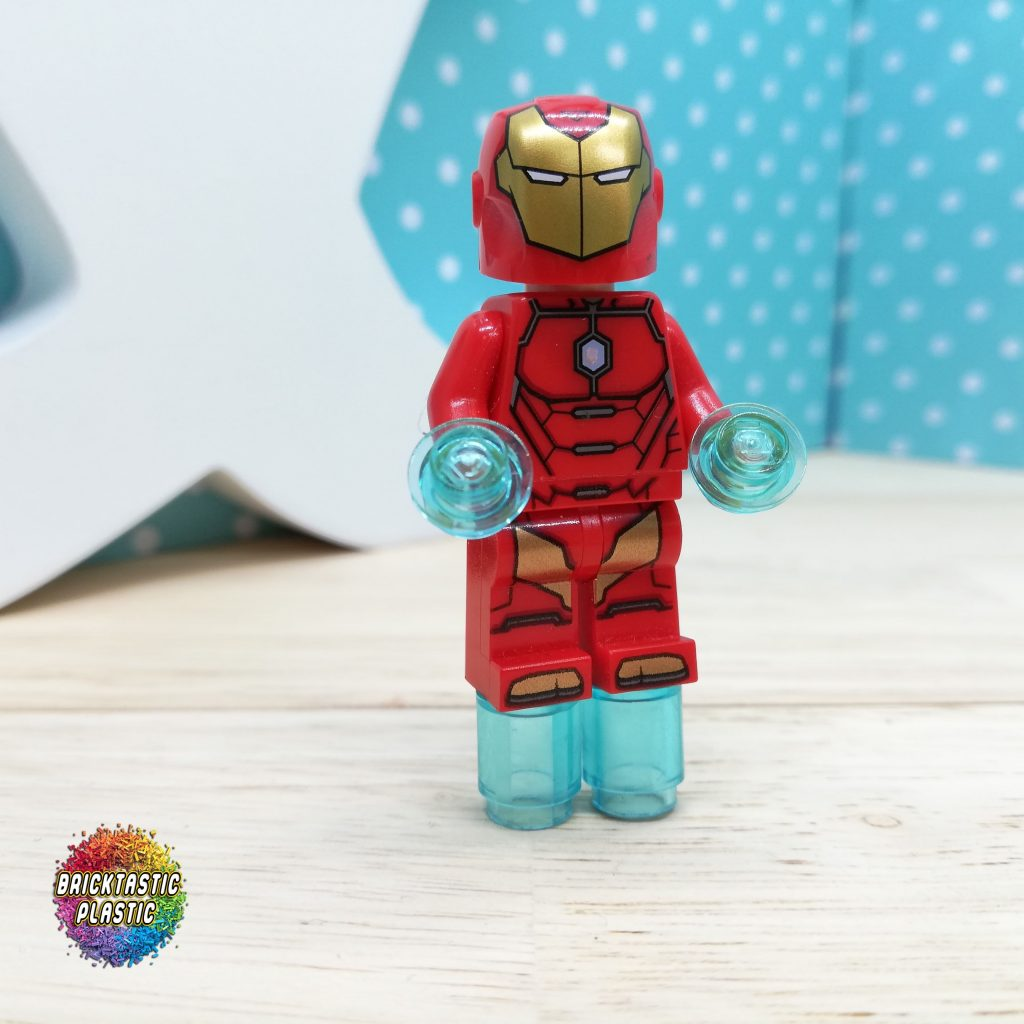 LEGO – Super Heroes – Invincible Iron Man – minifigure – 76077