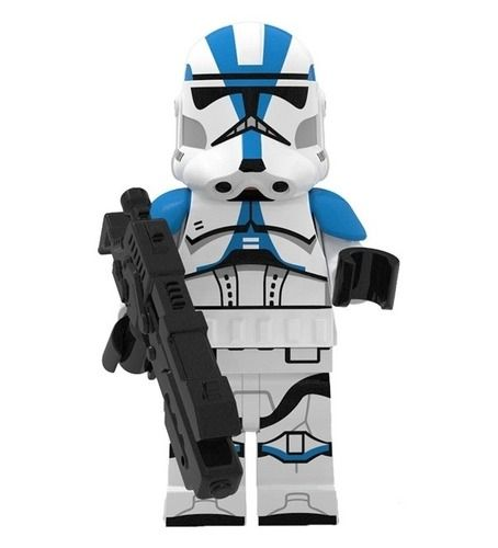 Imperial Shock Cloned Storms Troopers Minifigure