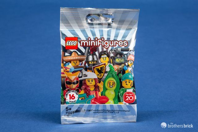 LEGO Collectible Minifigures 71027 Series 20 celebrates the theme's 10th anniversary [Review] | The Brothers Brick