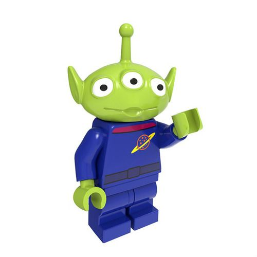 Alien Toy Story Custom Minifigures Minifigs Fit Lego P1945
