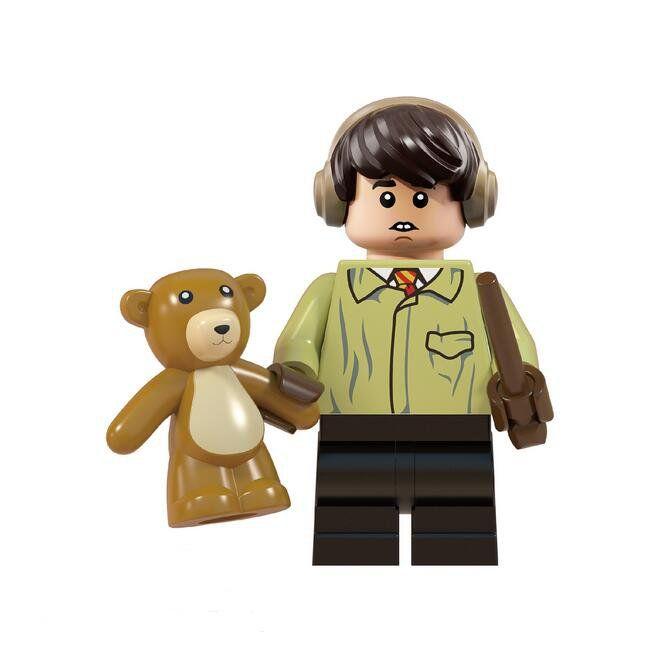 Neville Longbottom Lego Minifigures Compatible Harry Potter Series