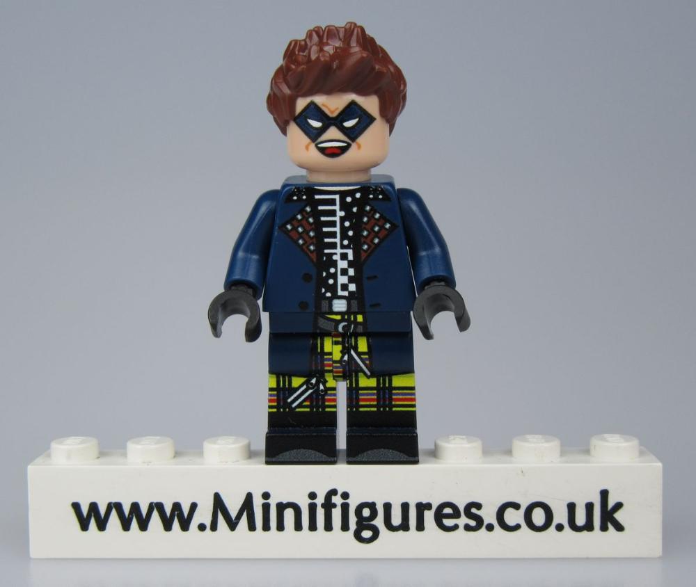 Trickster LeYiLeBrick Custom Minifigure | Minifigures.co.uk