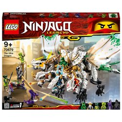 LEGO Ninjago – Full Range at Smyths Toys UK