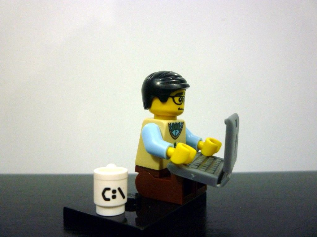 Lego Minifigures Series 7 Review Part 3