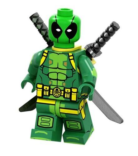 Deadpool (Hydra) Minifigs Minifigure