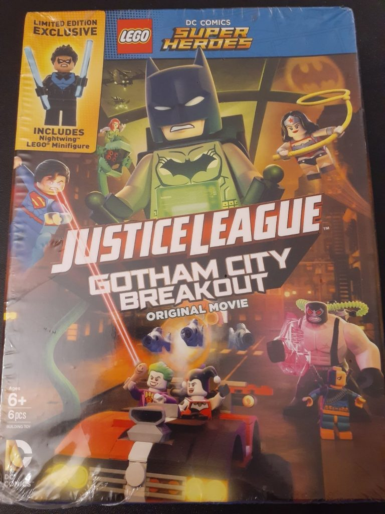 LEGO Super Heroes JUSTICE LEAGUE (DVD)