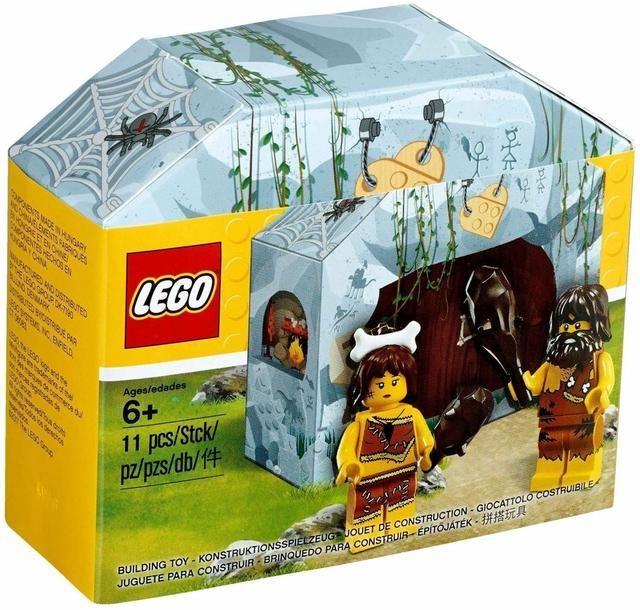 LEGO Iconic Cave Minifigure Set 5004936