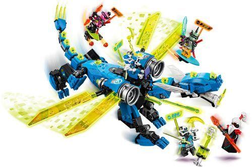 LEGO – Ninjago Jay's Cyber Dragon 71711