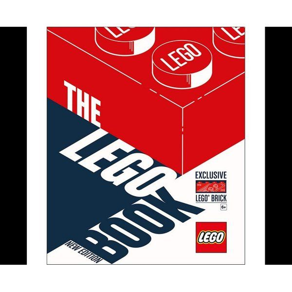 Lego Book  New Edition : With Exclusive Lego Brick