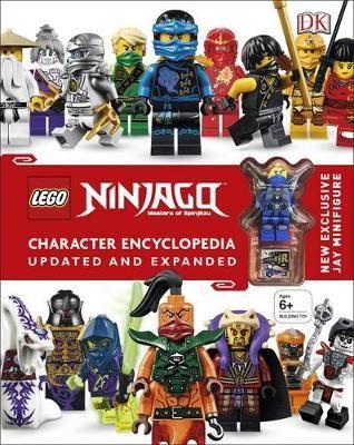 LEGO Ninjago Character Encyclopedia (Hardback)