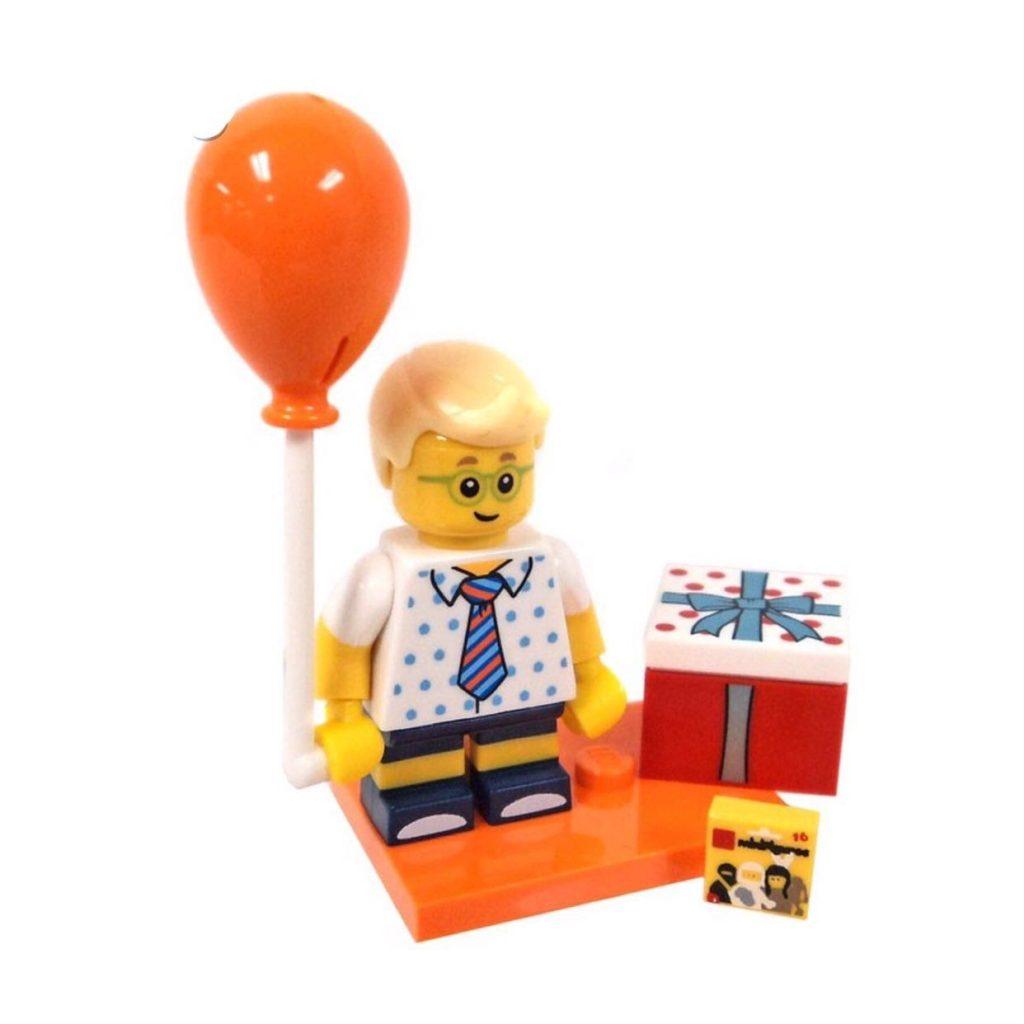 lego minifigures series 18 balloon guy on Mercari