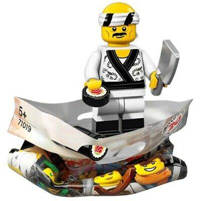 LEGO Ninjago Movie Minifigures Series 71019 – Sushi Chef for sale online | eBay