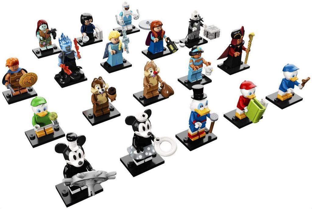 LEGO Minifigures – Disney Series 2 (20 blind bag pack)