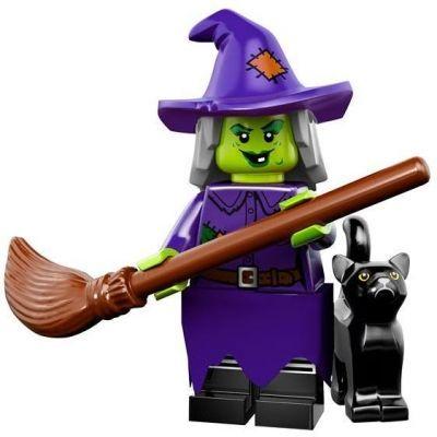 LEGO Minifigures – Witch | Halloween Minifigures | Halloween LEGO