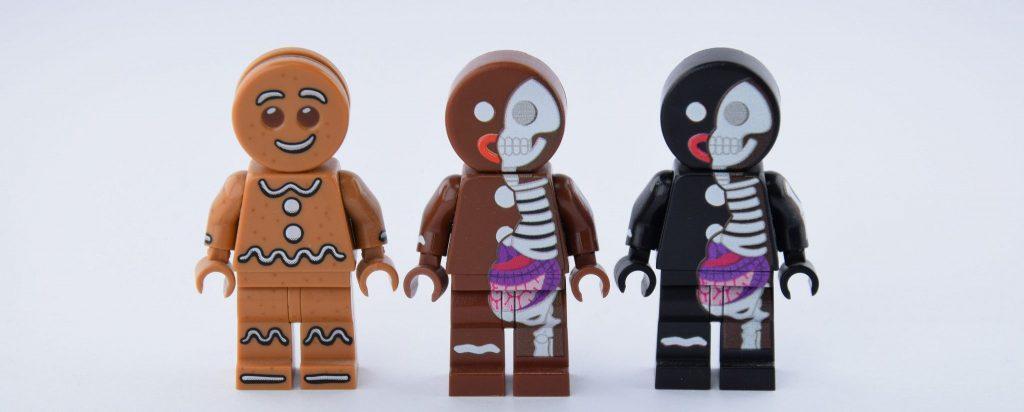 Gingerbread man trilogy