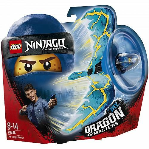 Lego Ninjago: Jay – Dragon Master (70646)