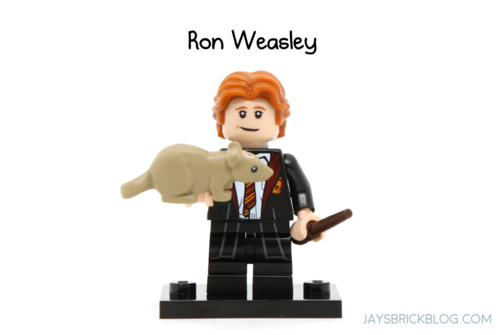 Review: LEGO Harry Potter and Fantastic Beasts Minifigures