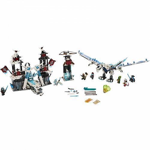 Lego Ninjago: Castle of the Forsaken Emperor (70678)