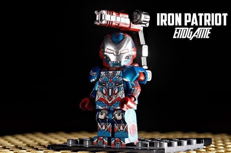 Iron Patriot (Endgame)