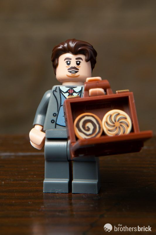 LEGO 71022 Wizarding World of Harry Potter Minifigure Series-14 | The Brothers Brick