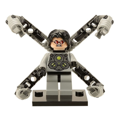 Doctor Octopus Spider man Marvel SuperHeroes Minifigures Minifigs fit Lego X218
