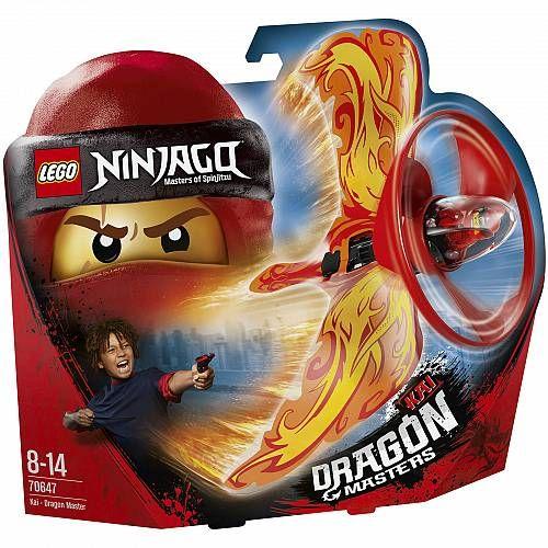 Lego Ninjago: Kai – Dragon Master (70647)