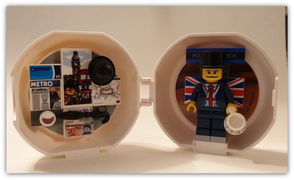 LEGO Pod: The New Way of Carrying Your Minifigures with You