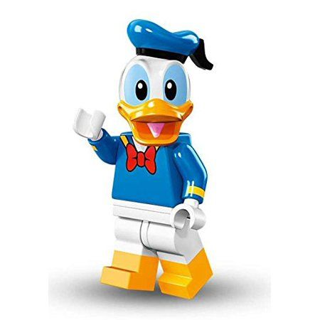 LEGO Disney Series 16 Collectible Minifigure – Donald Duck (71012)